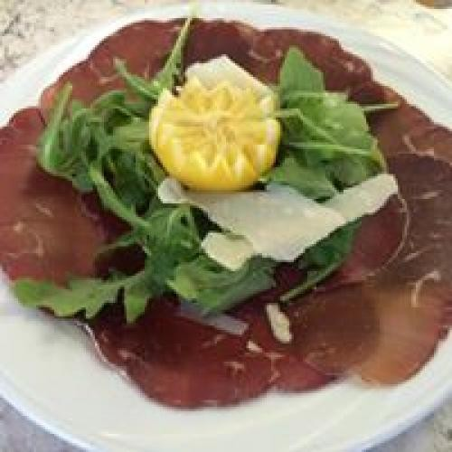 Carpaccio of Bresaola
